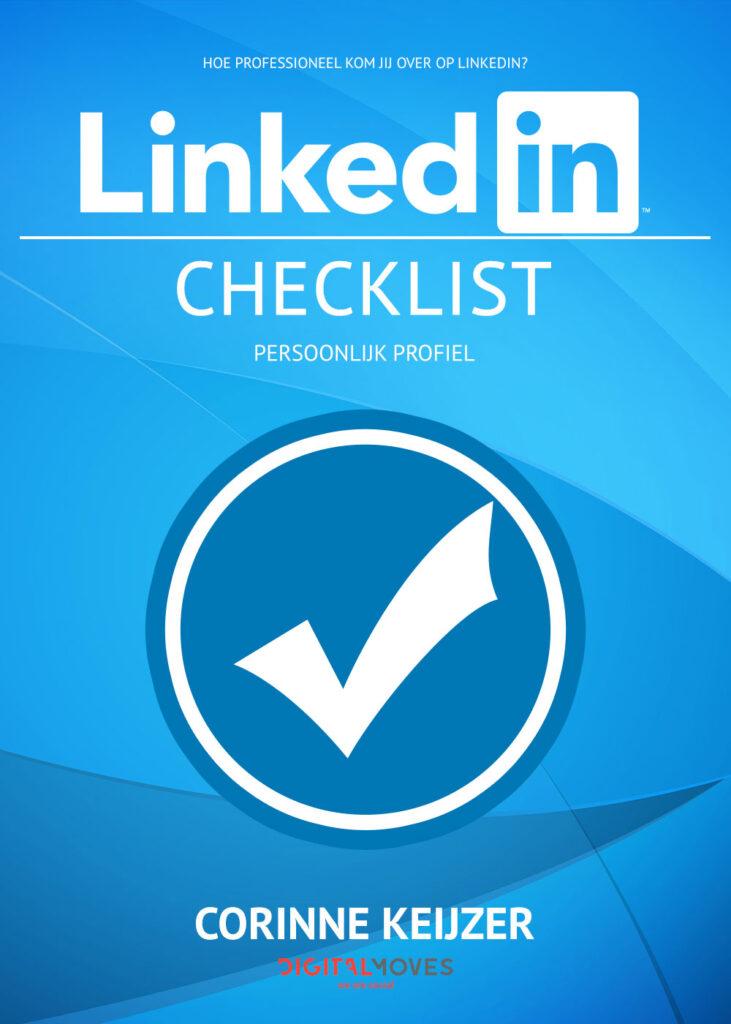 Corinne Keijzer - LinkedIn Checklist