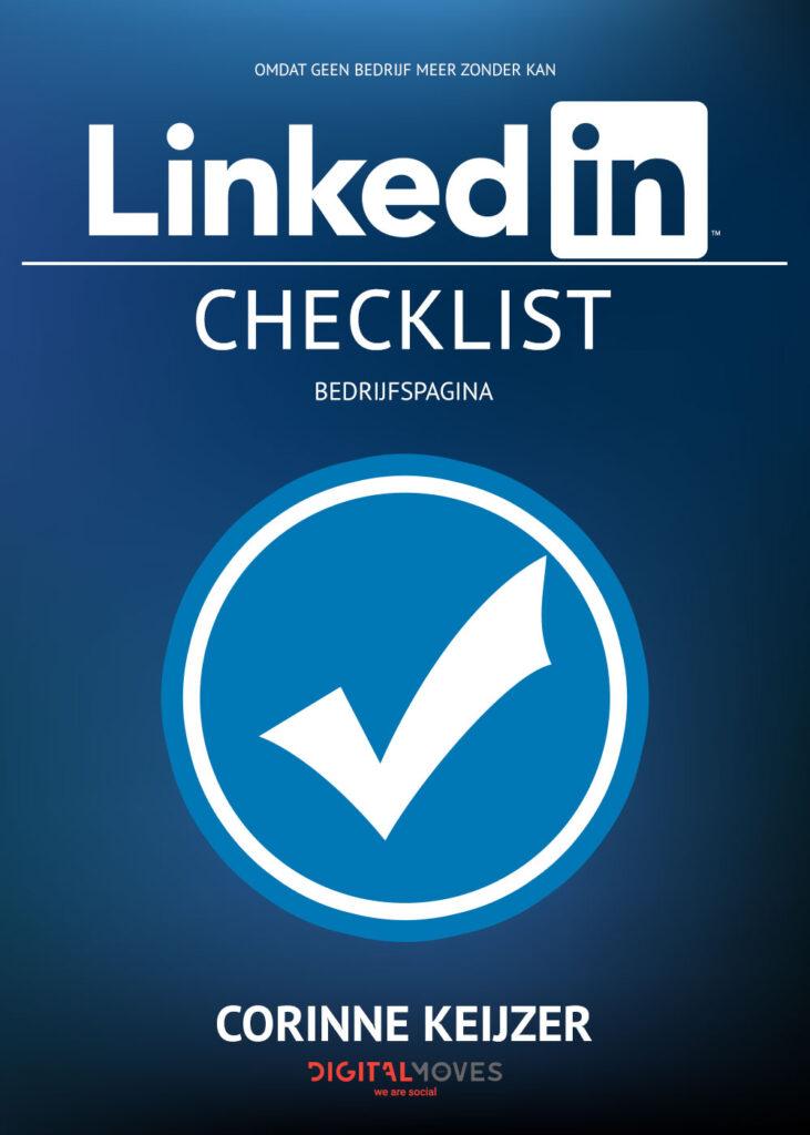 Corinne Keijzer - LinkedIn voor bedrijven Checklist