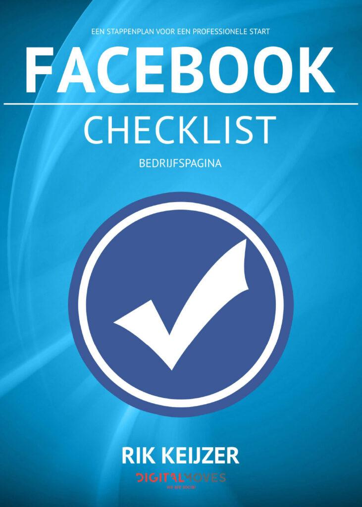 Rik Keijzer - Facebook Checklist