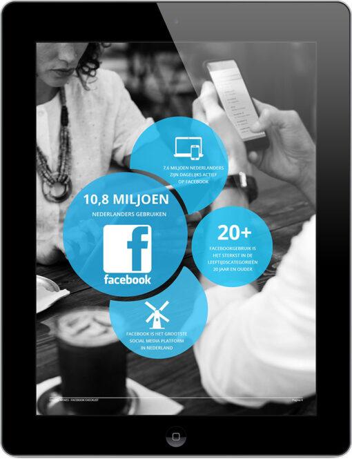 Checklist Facebook Bedrijfspagina - ebook