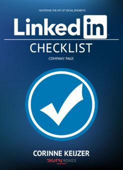 Checklist LinkedIn company page
