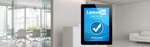 Gratis handige checklist LinkedIn profiel - Corinne Keijzer