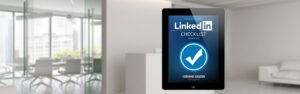 Gratis handige checklist LinkedIn Bedrijfspagina - Corinne Keijzer
